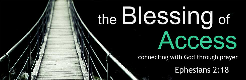 The Blessing of Access